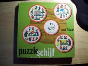Kolibri 0948 Puzzleschijf Sneeuwwitje 1