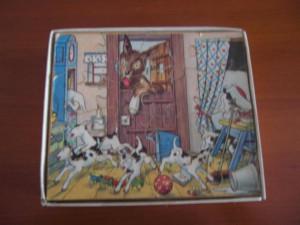 Kolibri 1311 - De wolf en de zeven geitjes 2