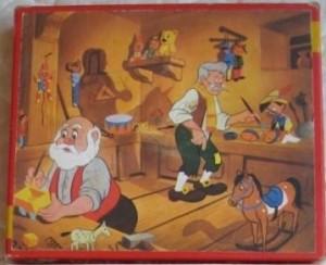 Kolibri 140 - Disney Pinocchio 1a