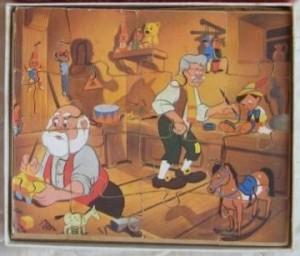 Kolibri 140 - Disney Pinocchio 2a