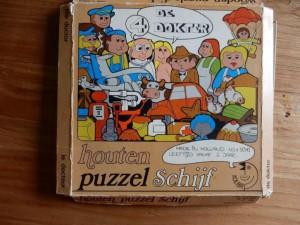 Kolibri 9341 - Puzzelschijf - De dokter 1