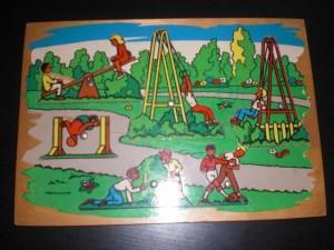 Kolibri 9801 - De speeltuin 2
