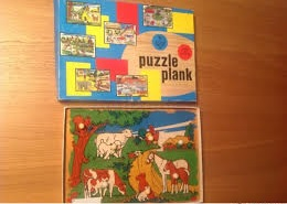 Kolibri xxxx - Puzzleplank - De Boerderij 1