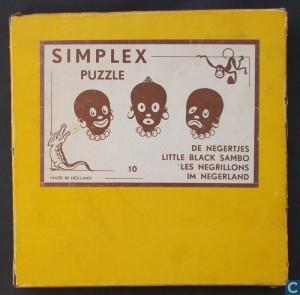 Simplex 10 De Negertjes 1