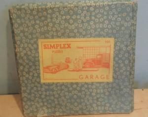 Simplex 101 - Garage 1