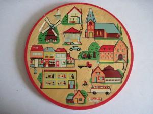 Simplex 104 Het ronde dorp 2