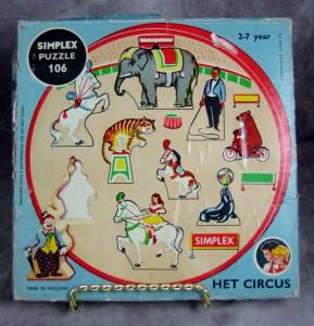 Simplex 106 - Het circus 1
