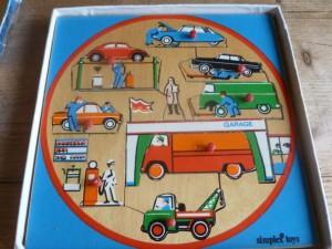 Simplex 1101 - Vierkant - Garage 2
