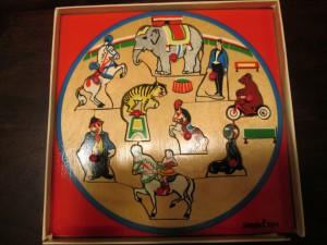 Simplex 1106 - Vierkant - Circus 2
