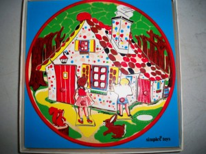 Simplex 1114 - Vierkant - Hans en Grietje 2