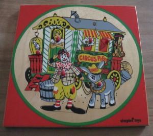 Simplex 1126 - Vierkant - Circus Pipo 2
