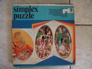 Simplex 1135 - Vierkant - Sneeuwwitje 1
