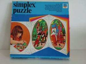 Simplex 1138 - Vierkant - Roodkapje 1