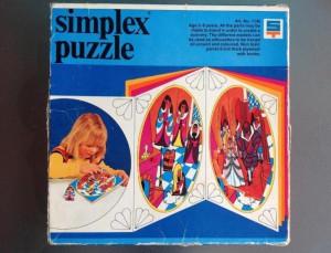 Simplex 1140 - Vierkant - Assepoester 1