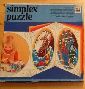 Simplex 1141 - De kleine zeemeermin 1