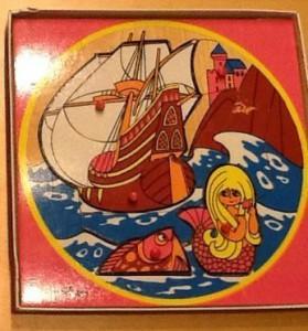 Simplex 1141 - De kleine zeemeermin 2