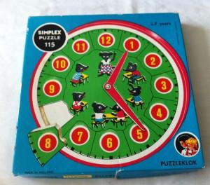 Simplex 115 - Puzzleklok 1a