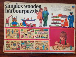 Simplex 1155 - Harbourpuzzle 1