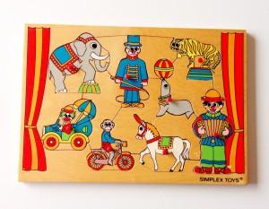 Simplex 1156 - Circuspuzzle 2