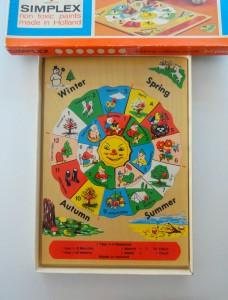 Simplex 1158 - Childrens Calendar 2