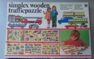 Simplex 1161 - Trafficpuzzle 1
