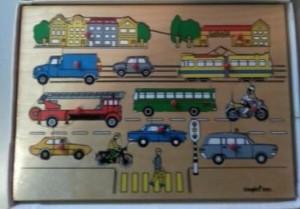 Simplex 1161 - Trafficpuzzle 2