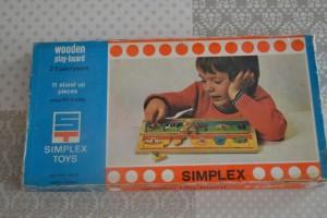 Simplex 1177 - Play-board 1