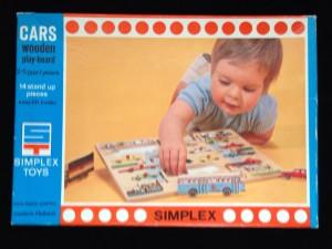 Simplex 1182 - Cars 1
