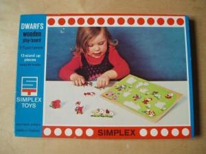 Simplex 1187 - Dwarfs 1a