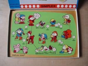 Simplex 1187 - Dwarfs 2a