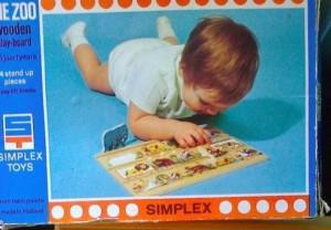 Simplex 1189 - De dierentuin 1