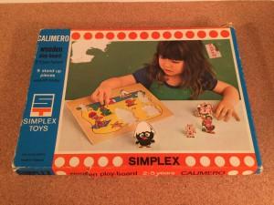 Simplex 1199 - Calimero 1