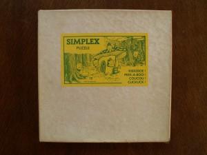 Simplex 12 Kiekeboe 1