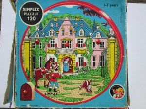Simplex 120 - Doornroosje 1