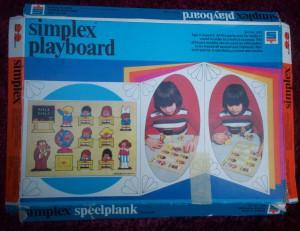 Simplex 1203 - De school 1