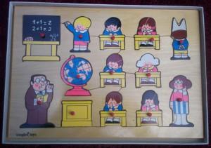 Simplex 1203 - De school 2