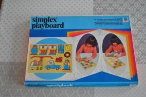 Simplex 1205 - Garage 1
