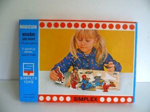 Simplex 1220 - Ti Ta Tovenaar 1