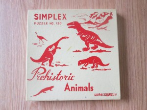 Simplex 130 - Prehistoric Animals 1