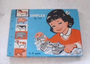Simplex 142 - Paard 1