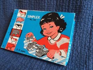 Simplex 143 - Olifant 1