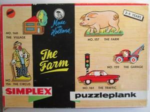 Simplex 157 - The Farm 1