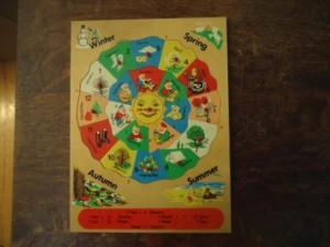 Simplex 158 Kiddies Calendar 2