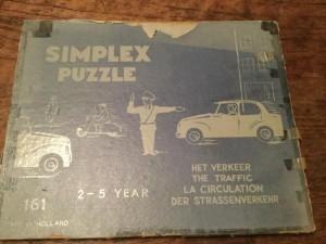 Simplex 161 - Het verkeer 1