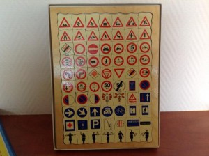 Simplex 165 Verkeerstekens Puzzle 2