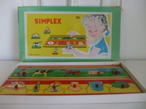 Simplex 181 Opzetplankje 1