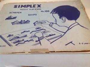 Simplex 188 - Schepen 1