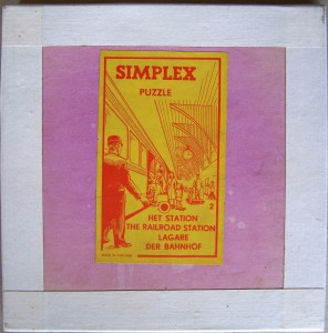 Simplex 2 - Het station 1a
