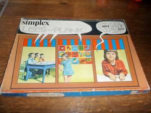 Simplex 223 - Leesplankje V04 1