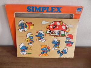 Simplex 7001 - De smurfen 2